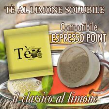 THE' AL LIMONE - 50 CAPSULE Cialde compatibili Espresso Point
