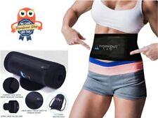 Waist Trimmer Belt Weight Loss Wrap Stomach Fat Burner Abs Slim Belly Adjustable
