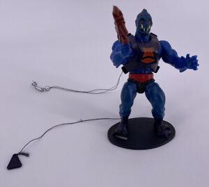 Vintage 1981 He-Man MOTU Masters Universe Figure Near Complete Webstor weapon