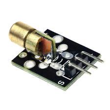 5mw 650nm fokussierbar per Arduino Raspberry DIY-elettronica Modulo laser linea