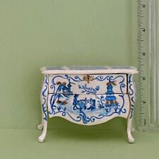 Artisan Chinoiserie Chest by June Clinkscales; 1:12 scale
