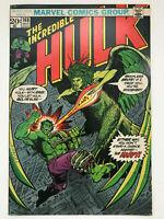 The Incredible Hulk #168 - 1st App Harpy Bruce Banner Marvel Comics