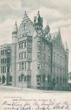 Antique POSTCARD c1905 Hollywood Inn YONKERS, NY 19754