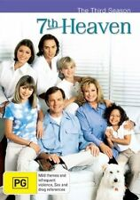 7th Heaven: Season 3  - DVD -  Region 4