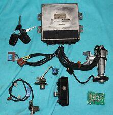 Motorsteuergerät Schloßsatz Rover 45 RT RF MG ZS NNW101332 3239 NNN100742