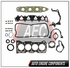 Full Gasket Kit Set Fits Chevrolet Suzuki 1.6 L G16B SOHC  #DFS1811