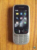 Nokia 6303c Téléphone portable ORIGINAL sans pour tous cartes