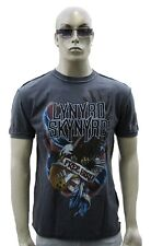 Amplified Lynard SKYNYRD free Pájaro rock star Rockabilly Vintage Camiseta S/M