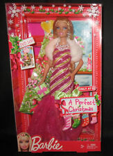 Barbie A PERFECT CHRISTMAS Holiday Doll NEW 2011 Target Store Exclusive