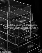 Makeup Organizer, Acrylic Cosmetic Organizer,Makeup box 4 drawers plus lid