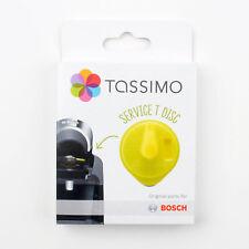Bosch Tassimo Service T-Disc GELB 00576836 für Type: T12 T20 T32 T40 T42 T65 T85