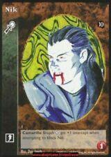 Jeux de cartes à collectionner vampire the eternal struggle