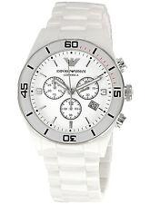 Men's Watches Emporio Armani AR1424 Classic Watch Ceramic Chronograph Date