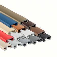 ProfiPVC Handlauf PVC Geländer Kunststoffhandlauf Gummi Treppenhandlauf
