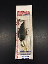Norman Middle N Pro Edge Chrome Black Blue Package