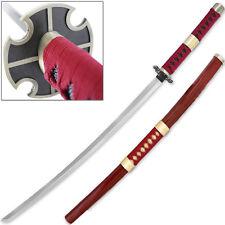 Sandai Kitetsu FOAM One Piece Anime Katana & Saya Roronoa Zoro Sword COSPLAY