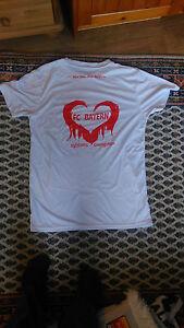 Shirt Audi Summer Tour 2015 FC Bayern München -Guangzhou Evergrande