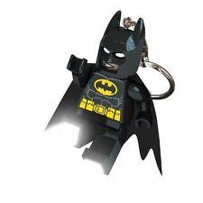 5x Lego DC Comics Super Heroes Batman Key Light LED Lite Keychain Torch