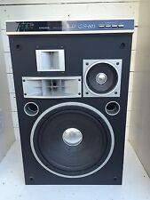 Pioneer CS-603 ONE SINGLE vintage speaker Tested Working *FREE SHIPPING*