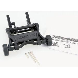 Traxxas 3678: Wheelie bar, assembled (black) TRAXXAS