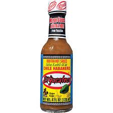 """EL YUCATECO KUTBIL-IK-DE CHILE HABANERO XXXTRA HOT"" - Mexican Chilli Sauce"