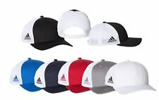 Adidas A627 Mesh Colorblock Snapback Trucker Hat/Cap - New Choose Color!