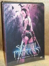 Samurai Princess (DVD, 2009) Aino Kishi Dai Mizuno Asuka Kataoka