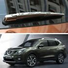 Chrome Rear Tail Window Wiper Cover Trim Molding for Nissan X-Trail Rouge 14 15