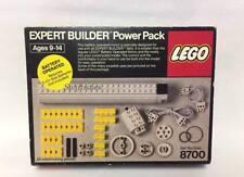 Lego 8700 - Expert Builder Power Pack - 1982 Vintage MISB New Sealed Set