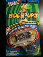 Vintage HOOKUPS Tech Deck Skateboard G4 Unopened! JEREMY KLEIN