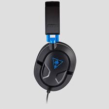Turtle Beach Recon 50P Multi-Platform Gaming Headset - Schwarz/Blau