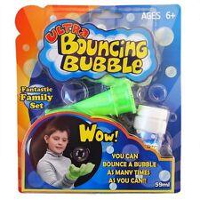 Uncle Bubble Unbelievabubble Giant Bubble Ultra Bouncing Bubble Maker Kit Glove