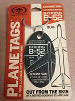 Boeing B-52 Stratofortress Aircraft Skin- Plane Tag / Planetags - Free Shipping