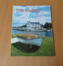 THIS ENGLAND MAGAZINE-SUMMER 1998-VOLUME 31 NUMBER 2
