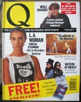 **Q MUSIC MAGAZINE #51**VINTAGE UK ISSUE 1990**SINEAD O'CONNOR**ZEPPELIN**RYDER