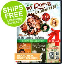 Kenny Rogers Christmas Special/Liberace Christmas/Fred Waring Music/USO All-Star