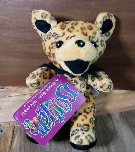 Grateful Dead Delilah Bear Beanie No black front paws Steven Smith Stuffed Plush