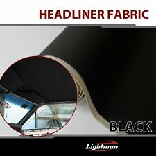 8Styles Headlining Fabric Foam Attached Repair/Replace Falling Down&Dameged Roof