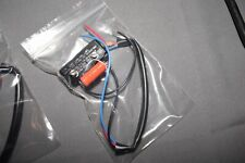 Thorens TD124 wiring kit with Switch, Start capacitor, Strobe resistor & screws