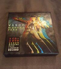 Rossi Vasco - Vasco Modena Park - Box 3 CD + 2 DVD   CD Nuovo Sigillato dal 8/12