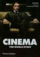 Cinema: The Whole Story by Sir Christopher Frayling Book The Fast Free Shipping