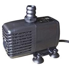 WP 1100 Water Pump 290 GPH Aquarium Pond Fountain Hydroponics Adjustable Flow