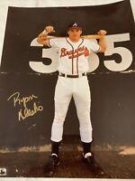 RYAN KLESKO Autographed Signed  8x10 Atlanta Braves Padres Baseball Color Photo