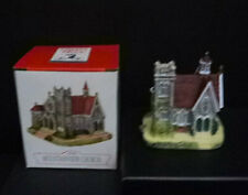 Liberty Falls Collection Mountainview Church Ah160 Nib more avail with discount