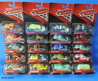 Mattel Disney Cars 3 / Die-Cast Auto / Selezione Sul Cars