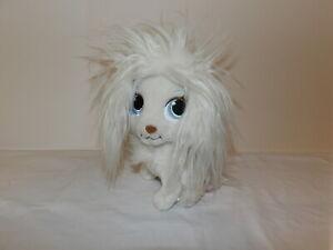 "Cute 9"" White Disney's Palace Pets Cinderella PUMPKIN Plush DOG (*43)"