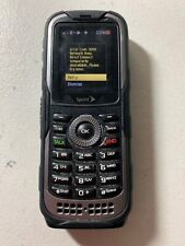 Kyocera DuraPlus E4233 - Black (Sprint) Cellular Phone Locked