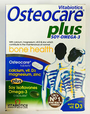 VITABIOTICS OSTEOCARE PLUS DUAL PACK - 56 TABLETS & 28 CAPSULES
