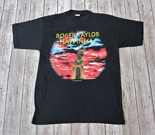 ROGER TAYLOR : Official 1994 Happiness Tour Concert Album Promo T-Shirt Queen