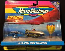 Micro Machines AirShips #15 Ultra Light Collection NIP